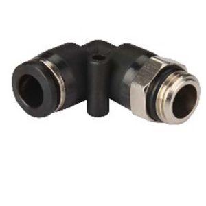 Neumática de la llave de impacto racores con rosca G-Níquel y el anillo tórico pl8-G01