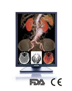 3MP het 2048X1536LCD Scherm, Ce, FDA, de Monitor van de Kleur voor Scanner MRI