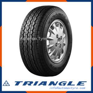 Dreieck-Gruppen-gute Qualitätsalle werbung würzen Hohe-Speen 185r14c 195/R14c Tr645 Van Autoreifen