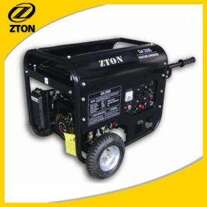 1,5 КВТ-7квт бензинового двигателя портативный бензиновый генератор (комплект)