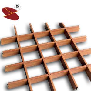 Открытый дизайн порошок Coatingdesign поверхности декоративной решетки алюминиевой потолок