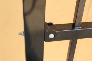 2.25m x 2.35mオーストラリアの標準やりの上の機密保護の鋼鉄塀のパネル(XMS14)
