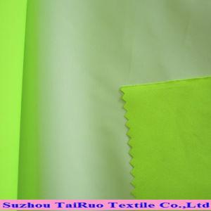 Poli Taslon tessuto di 100% con rivestito respirabile