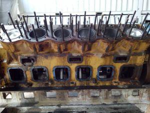 Jinan 127 Digite 12V190zdt-2 Peças do gerador de gás natural