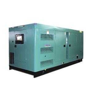 Verschillende Gebruikende Aangedreven Zware Generator Met hoge weerstand