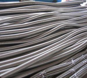 De golf Flexibele MetaalSlang van het Roestvrij staal