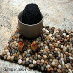 Смешанные цвета пользовательских напольный коврик декоративный камень