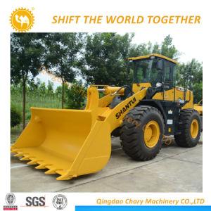 De Op zwaar werk berekende Machine van de Bouw van China de Lader van het Wiel van het VoorEind van 5 Ton