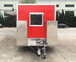 Camion italiano del ristorante di disegno mobile 2018