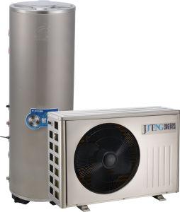 55c Hot WaterのWater Heat Pump Water Heaterへの空気
