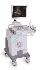 Scanner Pieno-Digitale utilizzato medico clinico di ultrasuono del computer portatile (YJ-U500)