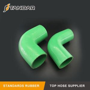 適用範囲が広い圧力135degrees自動車ゴム製肘のシリコーンのホース