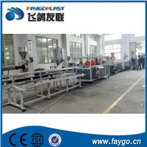 Máquina de producción de tubos de PVC Faygo