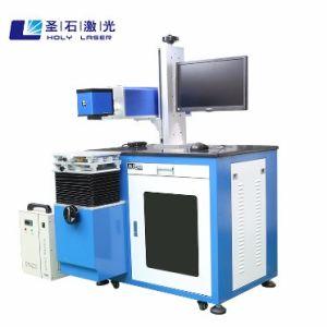 Máquina de marcação a laser Nonmetal laser de CO2 MADEIRA PLÁSTICO DE COURO
