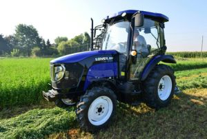 Tractor van Lovol van Foton de Flexibele en Comfortabele 55HP met Ce & EPA4F