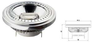 LED 15W Dimmable Light LED AR111