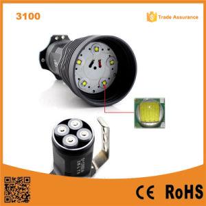 Superpotencia 5000 Lumen 5pcs Xml-T6 LED Linterna Luz de flash