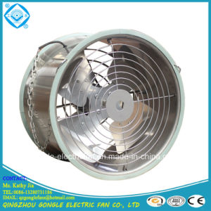 Ventilatore d'attaccatura Chain di circolazione del ferro materiale di alluminio della serra