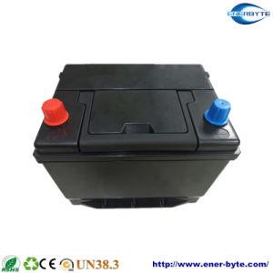 Substituição da bateria Lead-Acid 12V 40 Ah Carro Começando Bateria de lítio