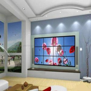 Enjoliveur 5,3 mm 43pouces Yashi épissage mur vidéo LCD affichage publicitaire