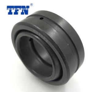 Ge40es de acero de métricas de rodamiento lisa esférica Radial de PTFE