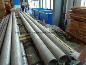 Pre-Shipmentinspektion für Edelstahl-Rohr