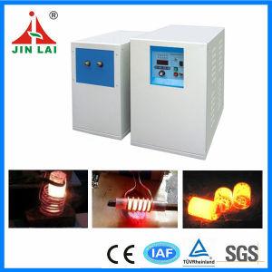 金属の熱い鍛造材(JLZ-25)のための省エネの誘導加熱機械