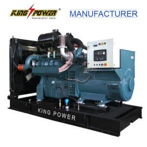Doosan moteur de groupe électrogène diesel 500kw/625kVA avec pièces de rechange gratuit