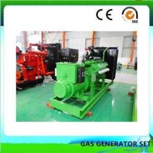La norma ISO 600 Kw grupo electrógeno de Gas Natural