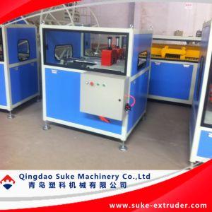 La producción de tubos de agua de PVC de la línea de extrusión (Sj51-105)