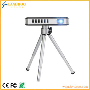 Leven tot 30, 000 Uren van de Lamp van de Projector van de zak het Mini met Hoge Efficiënte RGB LEIDEN Licht