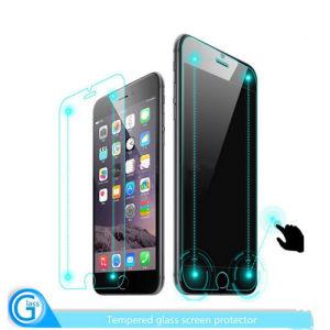 2700a432616 Protector de pantalla del teléfono celular vidrio templado para el iPhone 6