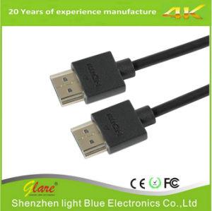 2.0 Version HDMI 3D 4K für Projektor-Computer-Draht 1m 2m HDTV-LCD 3m 5m
