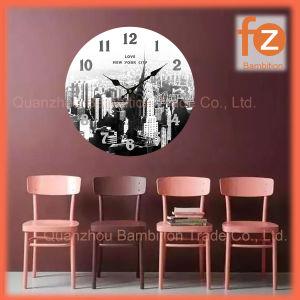 (0.5Cm caliente el cuerpo), la venta de varios estilos innovadores comercio al por mayor Reloj de pared Pared Vintage Antiguo reloj redondo de madera para la decoración del hogar016007-55 Fz.