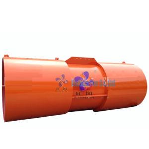 De industriële Pneumatische Ventilator van de Uitlaat voor Ondergrondse Mijnen