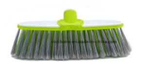 Alta qualità  Scopa di pulizia di TPR con la maniglia per  Famiglia che pulisce 3567