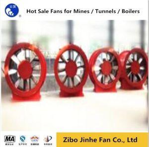 2 Reeks van Fbcdz van de Ventilator van de Uitlaat van de Mijnbouw van X 55kw de Industriële