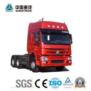 Vrachtwagen van de Tractor HOWO van China de Beste met de Technologie van de Mens 6*4