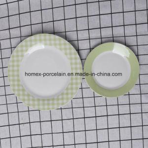 La Chine ensemble de la vaisselle en céramique de haute qualité pour l'hôtel