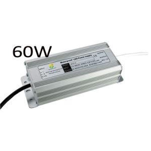 12V 5A che oscura il driver impermeabile del IP 67 LED per gli indicatori luminosi di striscia