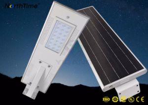 Lúmenes LED del panel de alto Solarworld Farolas lámparas solares