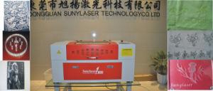 De nieuwste Partij van Meisjes kleedt Machine van de Laser van 600X400mm de Mini