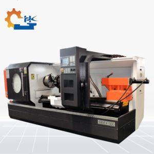 Op zwaar werk berekende CNC CNC van de Reparatie van het Wiel van de Legering van de Draaibank van de Producten Ck6180 CNC van de Machine van de Draaibank van de Boor Automatische Draaibank