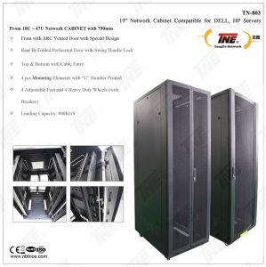 Серверный шкаф с высоким качеством для центра обработки данных