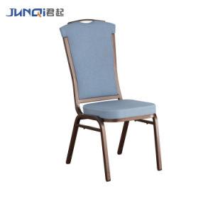 Venta caliente tejido apilable de metal de hierro y el Comedor El Hotel Hotel de lujo muebles silla banquetes