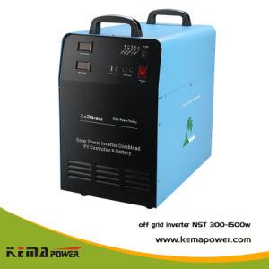 El inversor solar 300-1500W Batería solar incorporada inversor solar portátil el controlador integrado