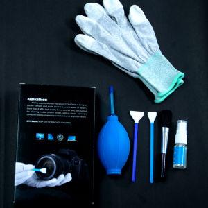 직업적인 카메라 렌즈 세탁기술자 청소 장비
