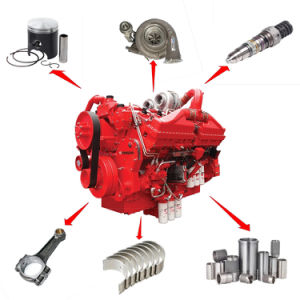 Cummins Engine (Nt855 K19 K38)のための調節器制御(制御、調節器)