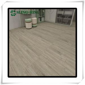 En el interior de soporte de fábrica PVC PVC Plank Lvt haga clic en suelos de baldosas