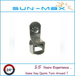 Pièces de matériel sous-marine de haute précision CNC les pièces usinées à partir de 6061 en aluminium solide